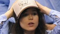 Ellen Page -- Crazed Fan Ordered to Stay Away