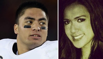 Notre Dame Star Manti Te'o -- Girlfriend's Death was a HOAX