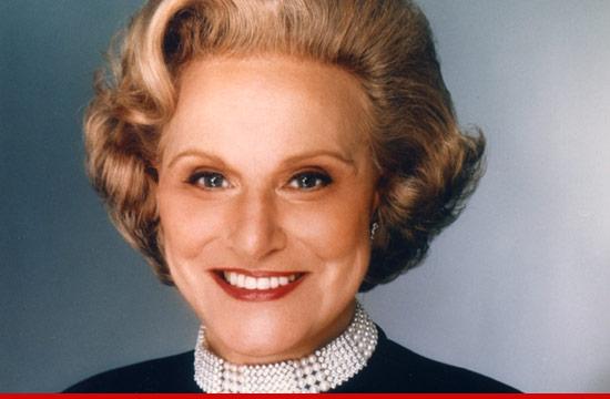 Dear Abby Dead -- Pauline Phillips Dies at 94