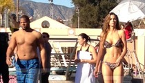 Miss Alabama Katherine Webb -- I'm Going Hollywood ... with Ndamukong Suh!