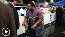 Maurice Jones-Drew -- I Still Can't Walk ... But I Can SCOOTER!