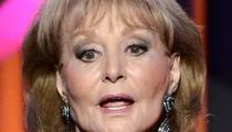 Barbara Walters -- I've Got CHCKEN POX!