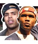 Chris Brown-Frank Ocean Fight