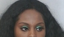 Foxy Brown Charged with Battery, Resisting Arrest