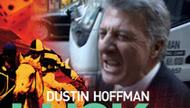 Dustin Hoffman -- TMZ Caused 'Luck' Cancellation