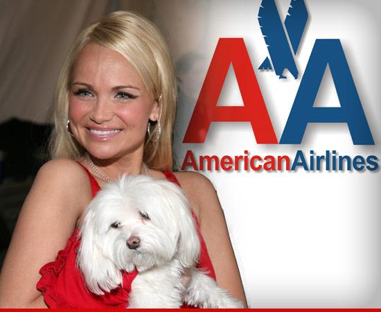 Kristin Chenoweth American Airlines Treated Me Like A