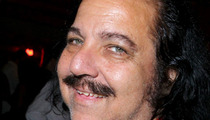 Ron Jeremy -- Will Remain in Hospital for at Least 2 Weeks