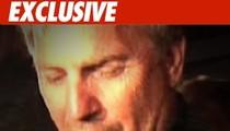 Costner 911 -- 'He's Violently Sick ... Throwing Up'