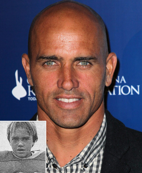 It's Kelly Slater!