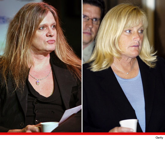 Sebastian Bach Skid Row Wife
