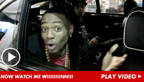 Soulja Boy -- I Won $200,000 on the Super Bowl!!!