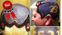 TMZ's 49ers vs. Ravens Fan Photo Contest -- WINNER!