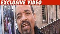 Ice-T -- Mariska Is MIA from 'SVU'