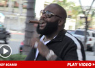Rick Ross -- I'm Not Scared of The People Gunning For Me