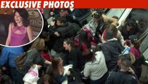 Selena Gomez Fans Injured in Escalator Mishap