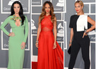 2013 Grammy Awards -- The Hits, Runs & Errors