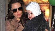 Vivienne Jolie-Pitt -- Brangelina's Baby Scores Huge Payday for First Movie Role