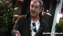 Mel Gibson -- POPE RAGE!!!!!