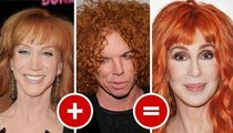 Celebrity Math: Flaming Red Edition