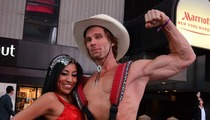 The Naked Cowboy -- I'm Gettin' Married ... to Partially-Clothed Woman