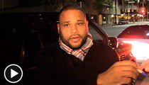 Anthony Anderson -- I Would DEFINITELY Play Christopher Dorner in a Movie