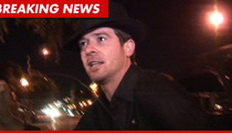 Robin Thicke Arrested for Pot Possession