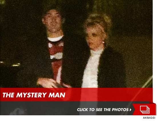 Britney Spears -- Reps Duck and Cover Over Mystery Valentines Day Date