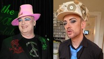 Boy George -- Not a Big Singer Anymore!