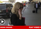Brandi Glanville -- I'm PRAYING Adrienne Maloof Quits 'Real Housewives'