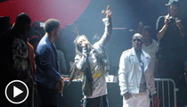 Lil Wayne -- F**K MIAMI HEAT ... I F**ked Chris Bosh's Wife [VIDEO]