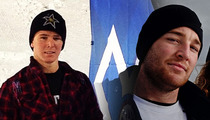 'X Games' Star Jackson Strong -- Nixing Snowmobile Freestyle DISHONORS Caleb Moore