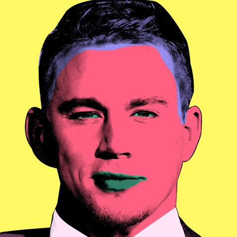 Channing Tatum!