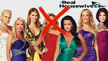 Adrienne Maloof -- Take Your 'Housewives' Reunion Show And Shove It!
