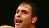 Ex-UFC Fighter Ricco Rodriguez Arrested for DUI