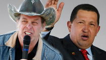 Ted Nugent to Hugo Chavez -- 'ADIOS MO FO'