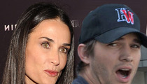 Demi Moore Seeks Spousal Support From Ashton Kutcher!