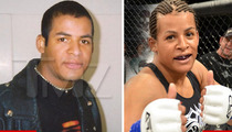 Transgender MMA Fighter Fallon Fox -- Picture of Pre-Op Manhood