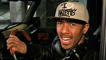 Nick Cannon -- Mariah Won't Spank Our Kids ... I WILL!!!