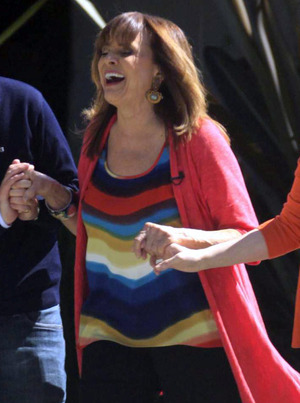 Valerie Harper: Cancer Can't Kill Happiness