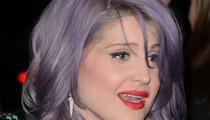 Kelly Osbourne -- Released from Hospital After On-Set Seizure