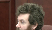 Aurora Massacre Shooter James Holmes -- Judge Enters Not Guilty Plea