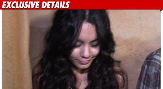 Are Vanessa hudgens new nude ics