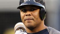 Ex-MLB Star Andruw Jones -- Fighting Wife for Custody ... I'm the Better Parent