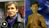 Fitness Made Simple Guru John Basedow -- You Can't See Mine, But Go Ahead and Show Me Yours