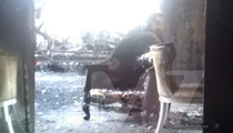 Ashley Greene Condo Fire -- Candle Triggered Blaze