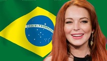 Lindsay Lohan -- Six-Figure Payday Before Rehab