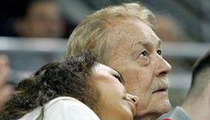 Jerry Buss Leaves Girlfriend Sweet Condo, Sick Car