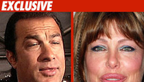 Seagal's Ex 'Not Surprised' By 'Sex' Allegations