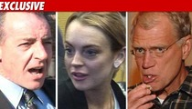 Michael Lohan -- I Booked Lindsay on Letterman