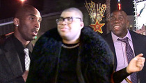 Kobe Bryant -- Magic Johnson's Support of Gay Son Is Awesome